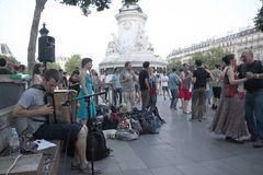 P* Tanz Akkordeon Paris 75010