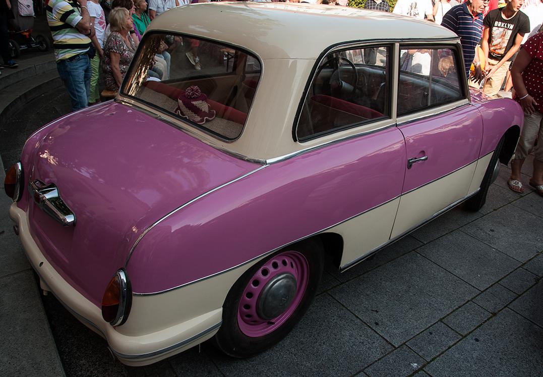 P70, der Vorläufer vom Trabant