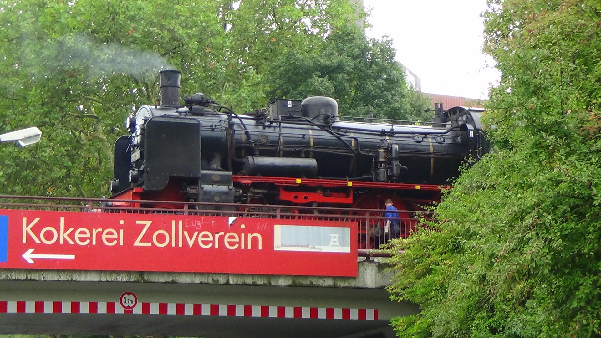 P8 auf Zollverein (III)
