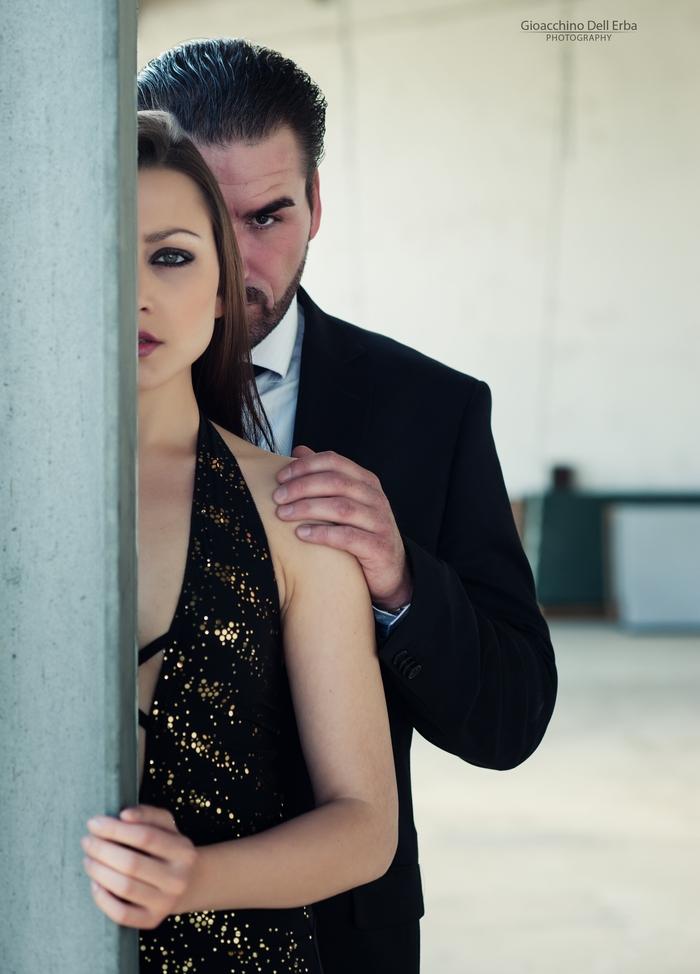 Paarshooting mit Julia Kunz und Gioacchino Dell Erba 1