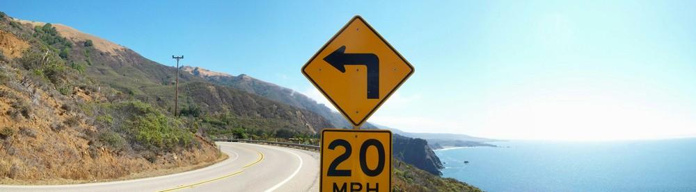 Pacific Coast Highway No 1