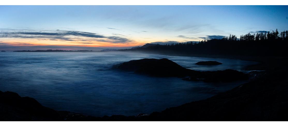 Pacific @ Night