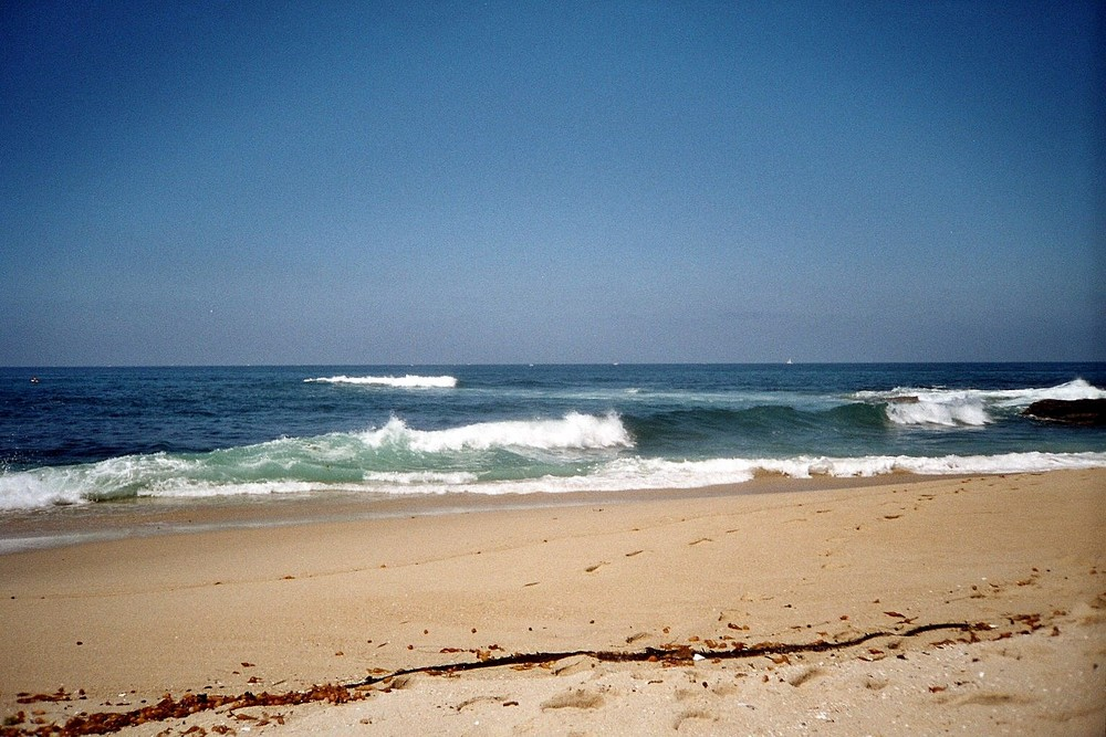 Pacific Ocean - San Diego