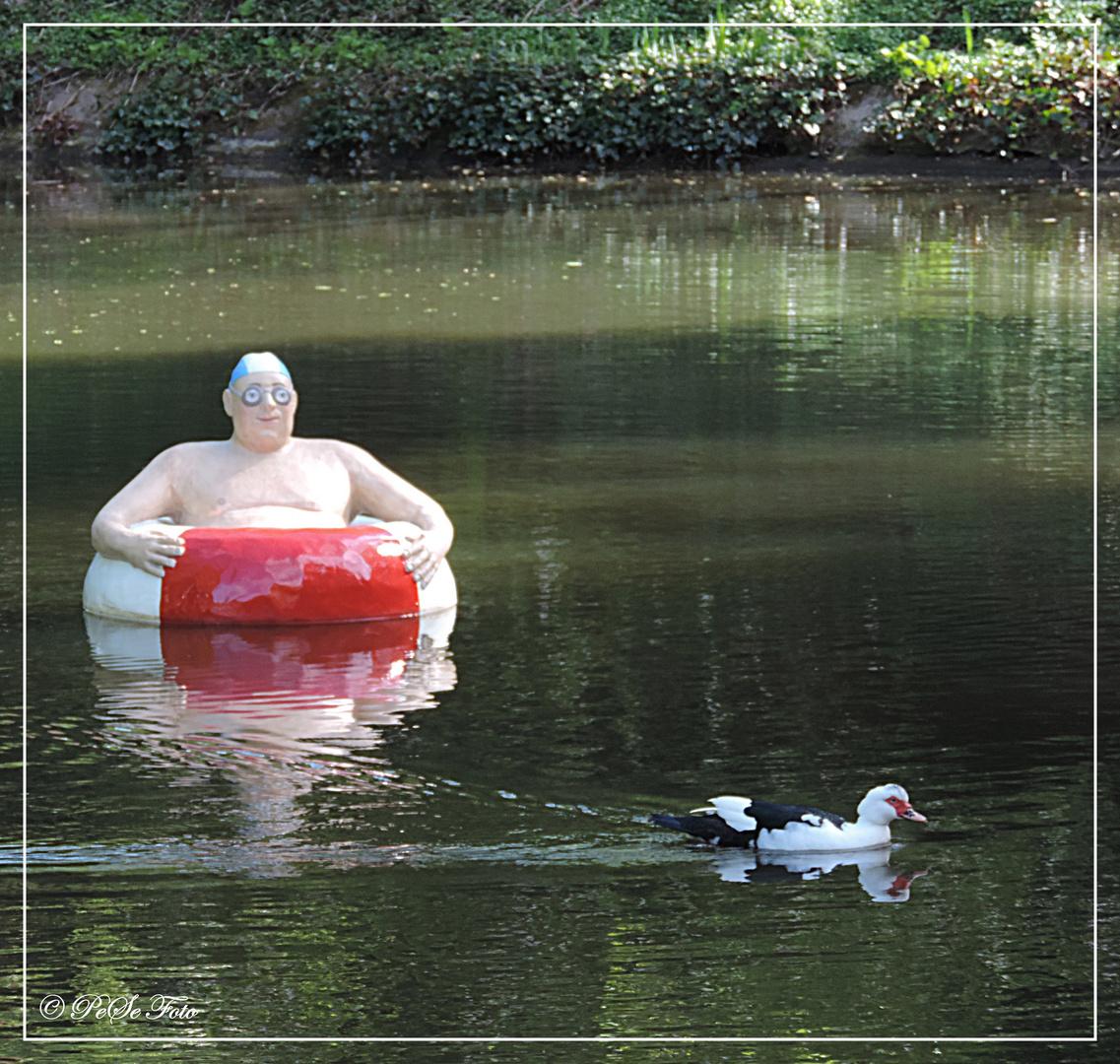 """ Pack die Badehose ein......."