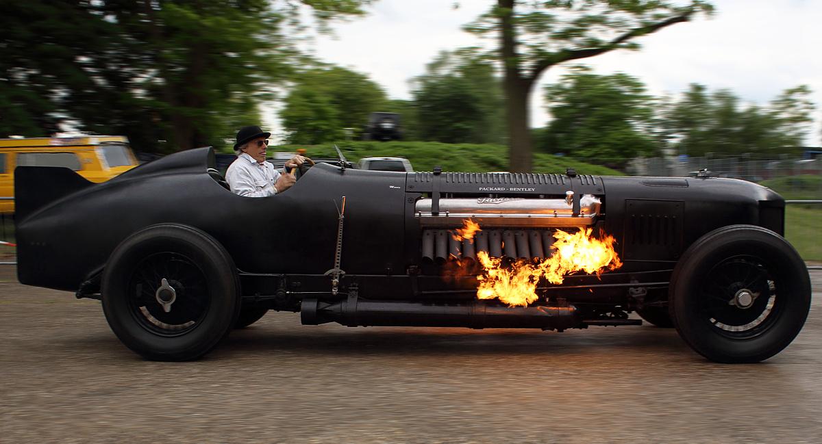 Packard-Bentley Mavis - Brazzeltag - Speyer