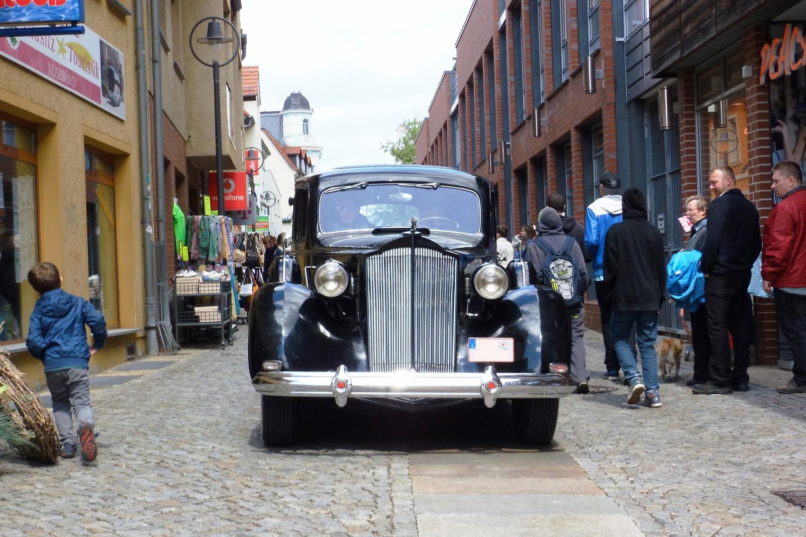 Packard Super Eight Touring Sedan
