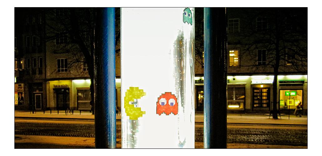 Pacman in Finnland