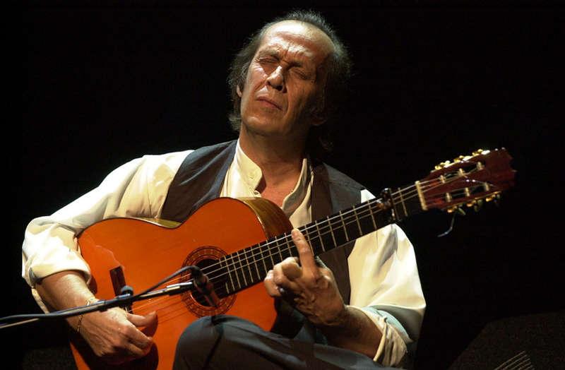 Paco de Lucia, Montreux 2001