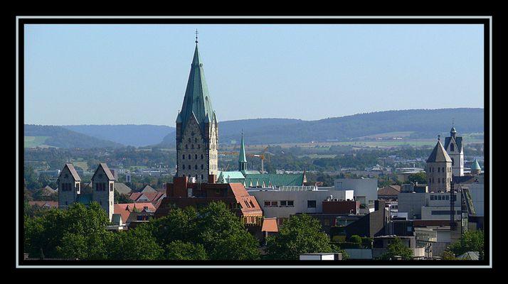 Paderborn mit Hinterland