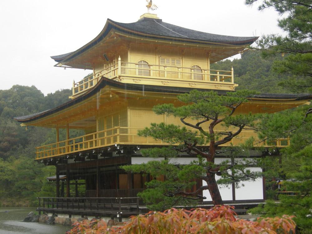 padiglione d'oro Kyoto Giappone