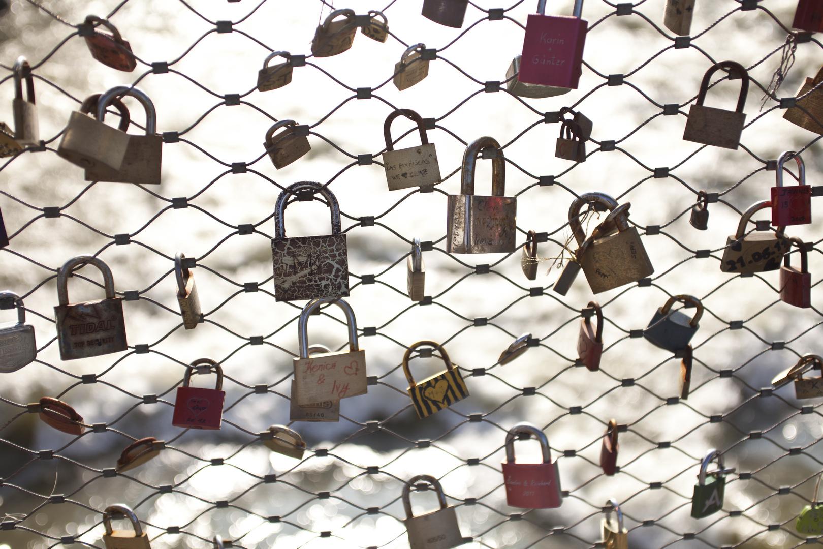 padlock love