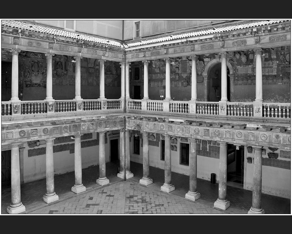 Padova - Palazzo del Bo