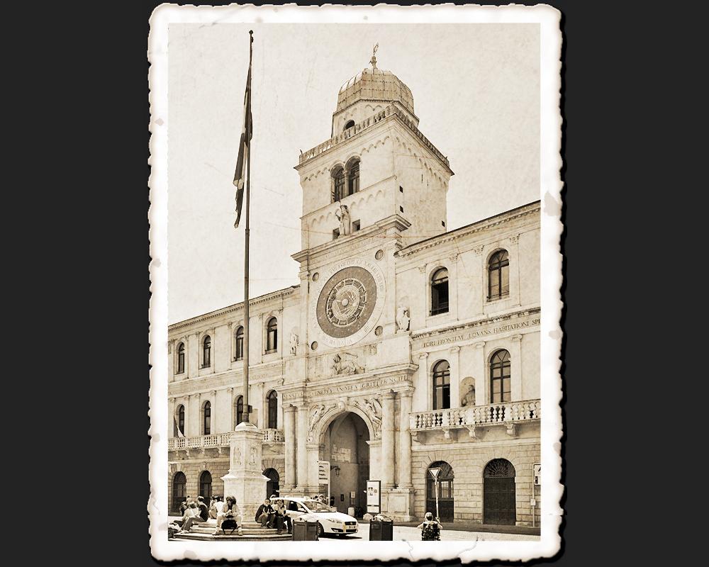 Padova - Palazzo del Capitanio