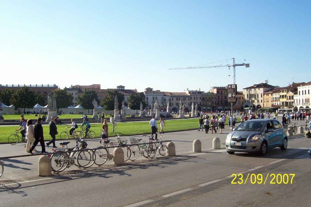 """Padova - """"Prato della valle"""""""