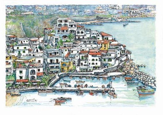 Paesaggi Napoli e dintorni