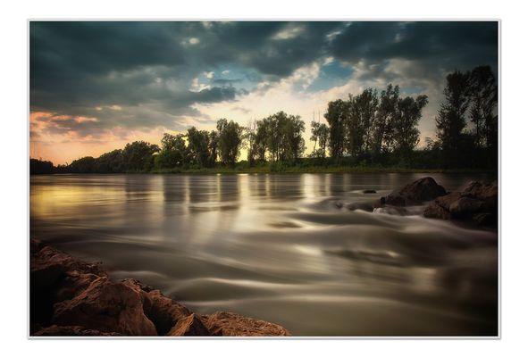 Paesaggio fluviale*