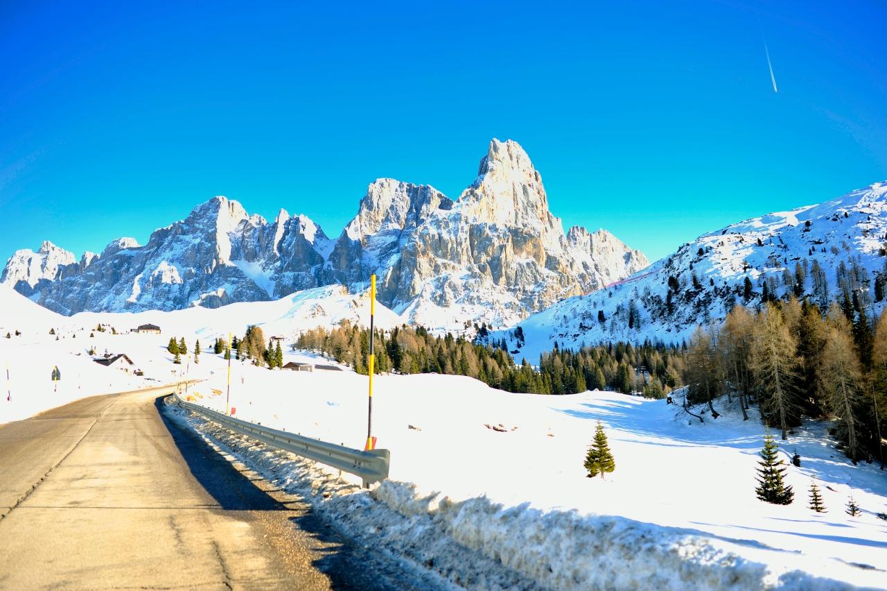 Paesaggio invernale foto immagini paesaggi montagna for Disegni paesaggio invernale