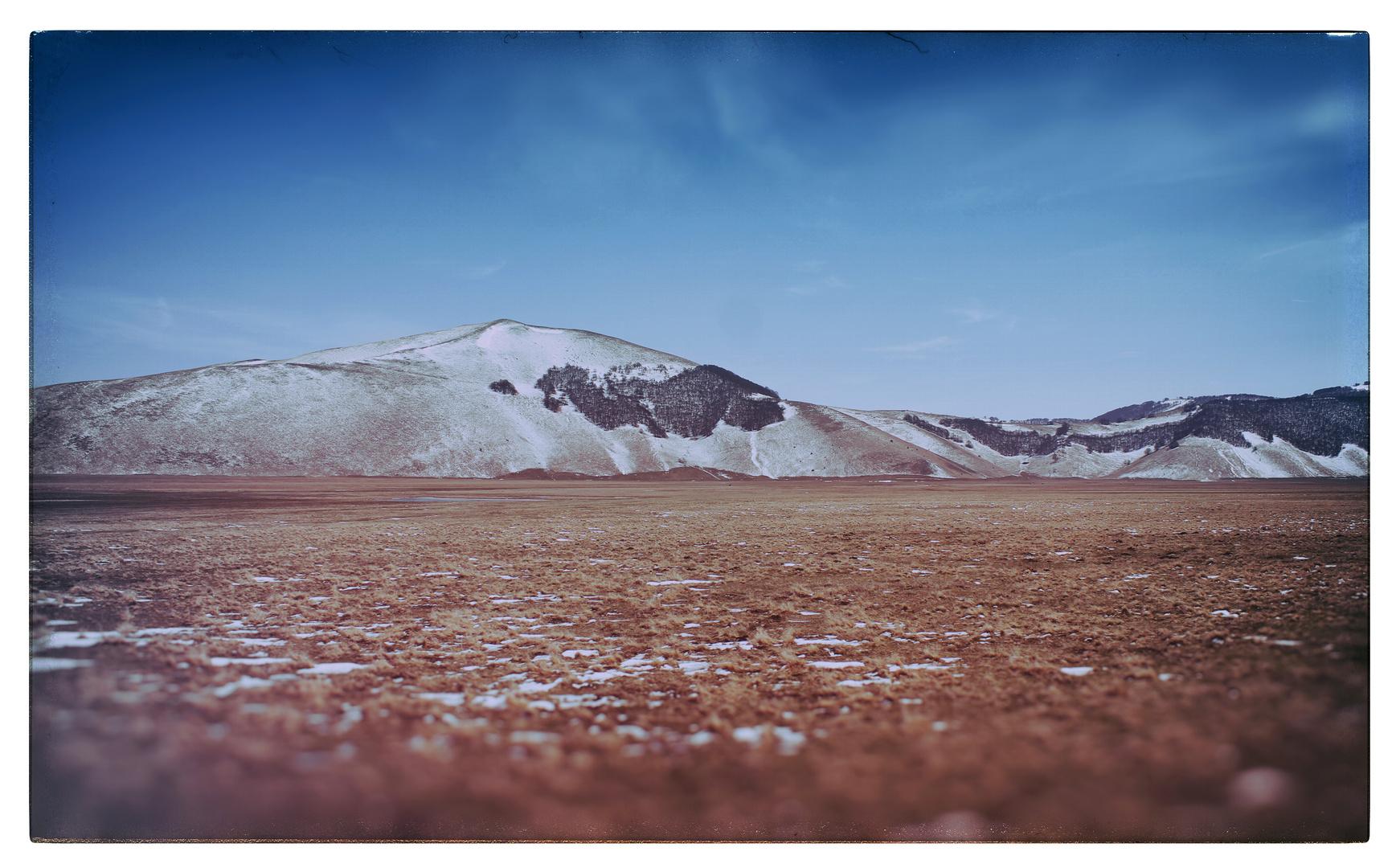paesaggio invernale....