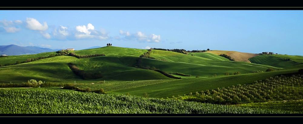 Paesaggio Toscano  #2