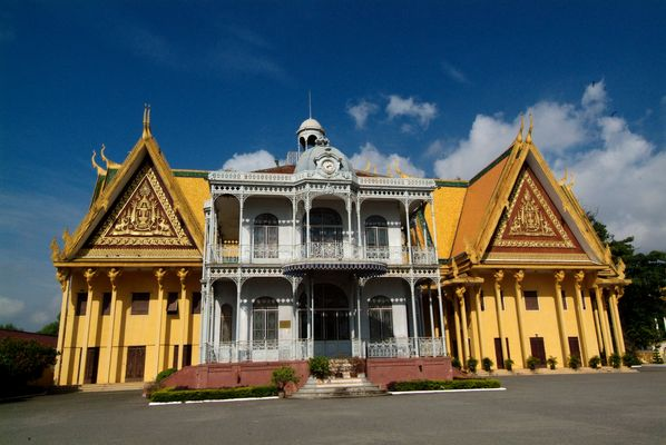 Pagode d'Or et Pavillon