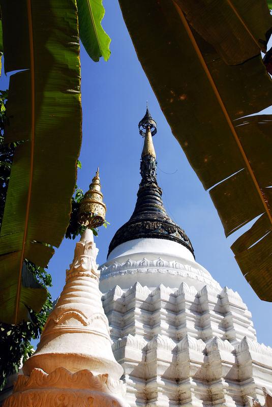 Pagode in Chiangmai