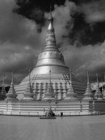 Pagode in Taschilek, Myanmar