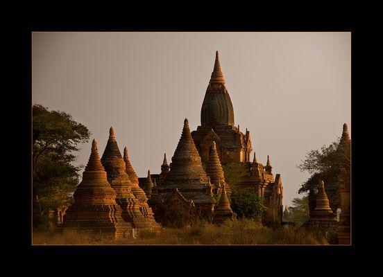 Pagodenruine in Bagan