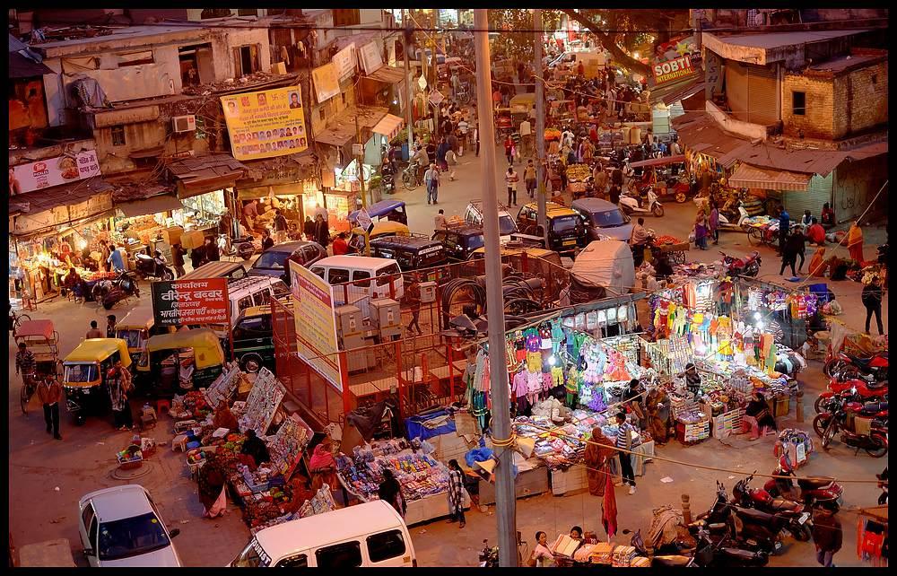 Paharganj - Delhi