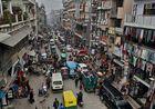 Paharganj in Delhi - Total abgefahren