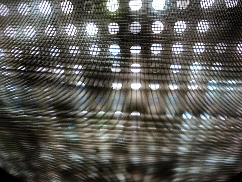 painel de iluminação
