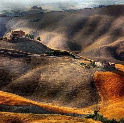 Painted Tuscan..