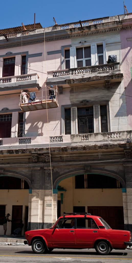 PaintShop auf kubanisch.