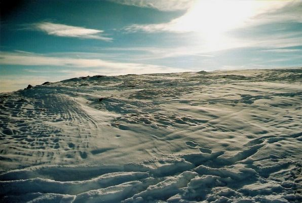 Paisaje ártico (pero es Peñalara)