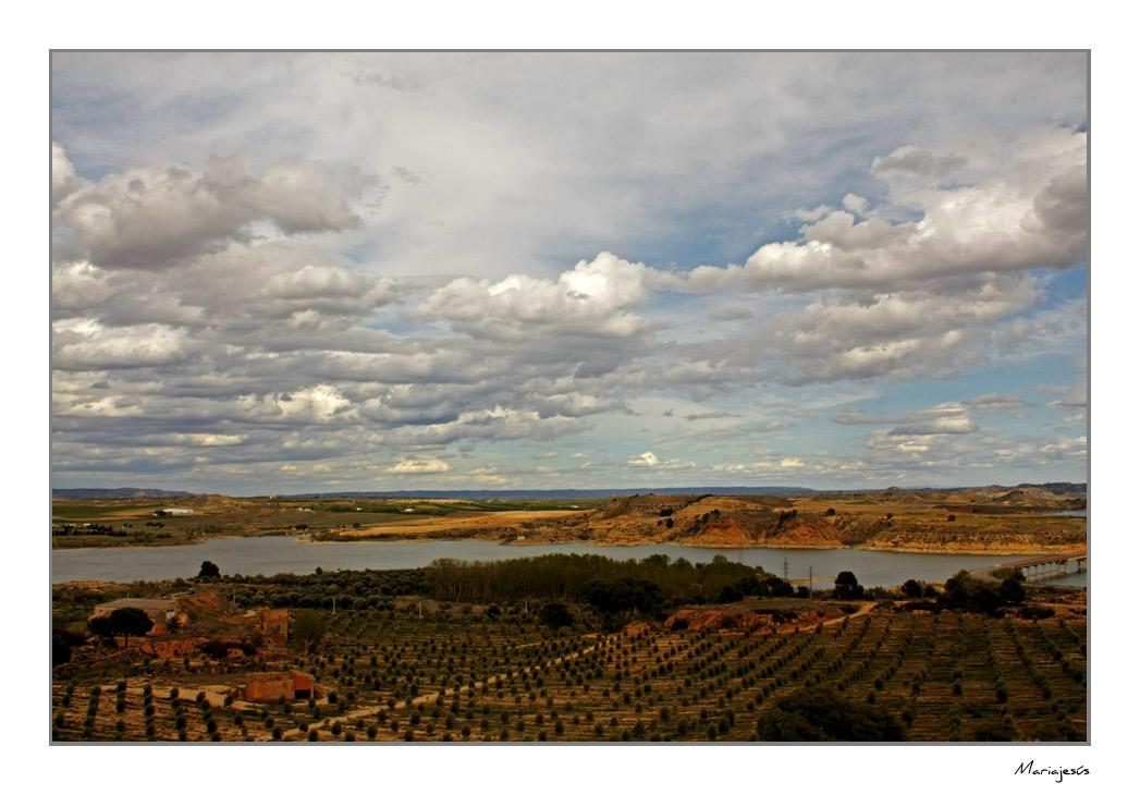 Paisajes del Mar de Aragón