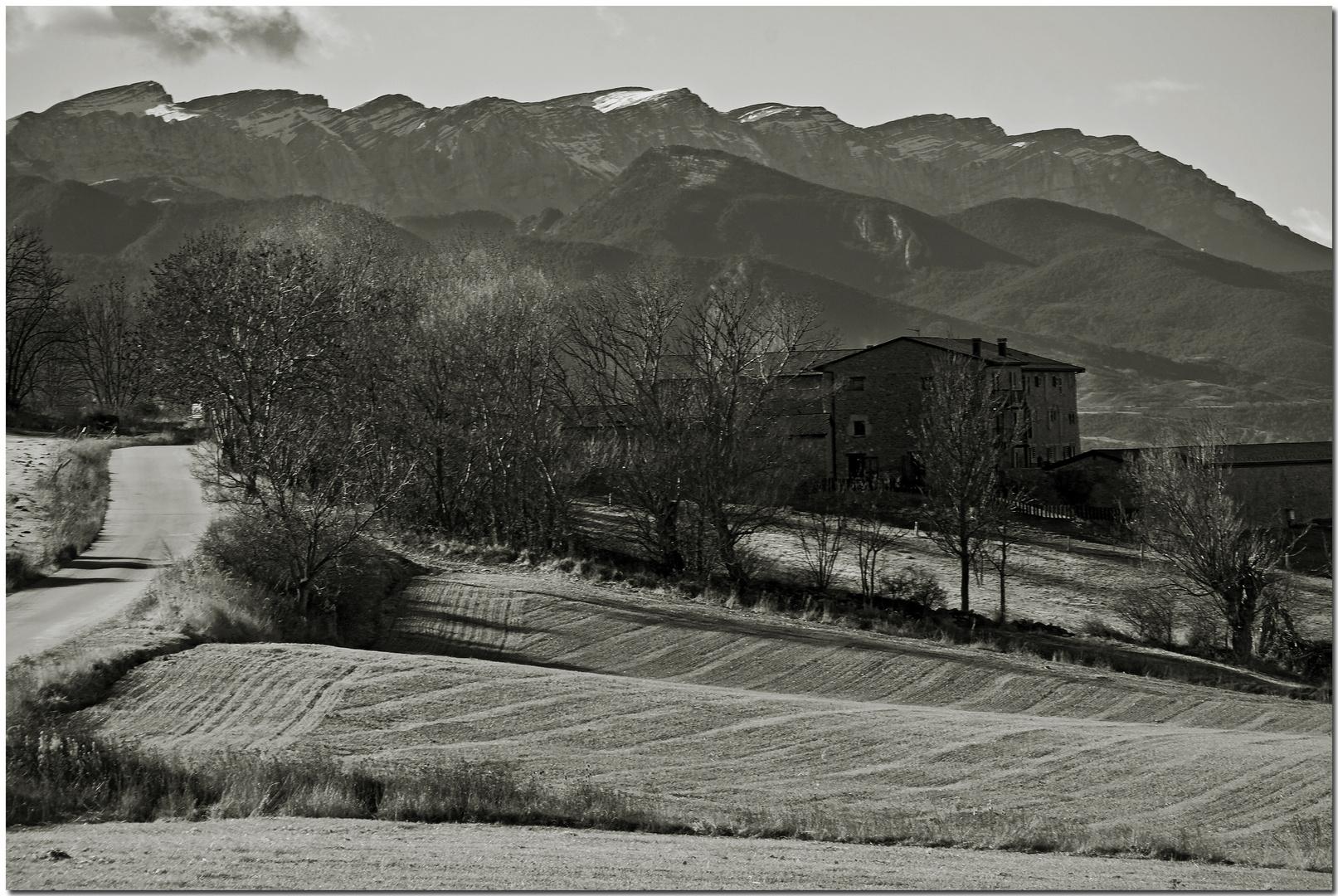 Paisatge de l'Alta Cerdanya I