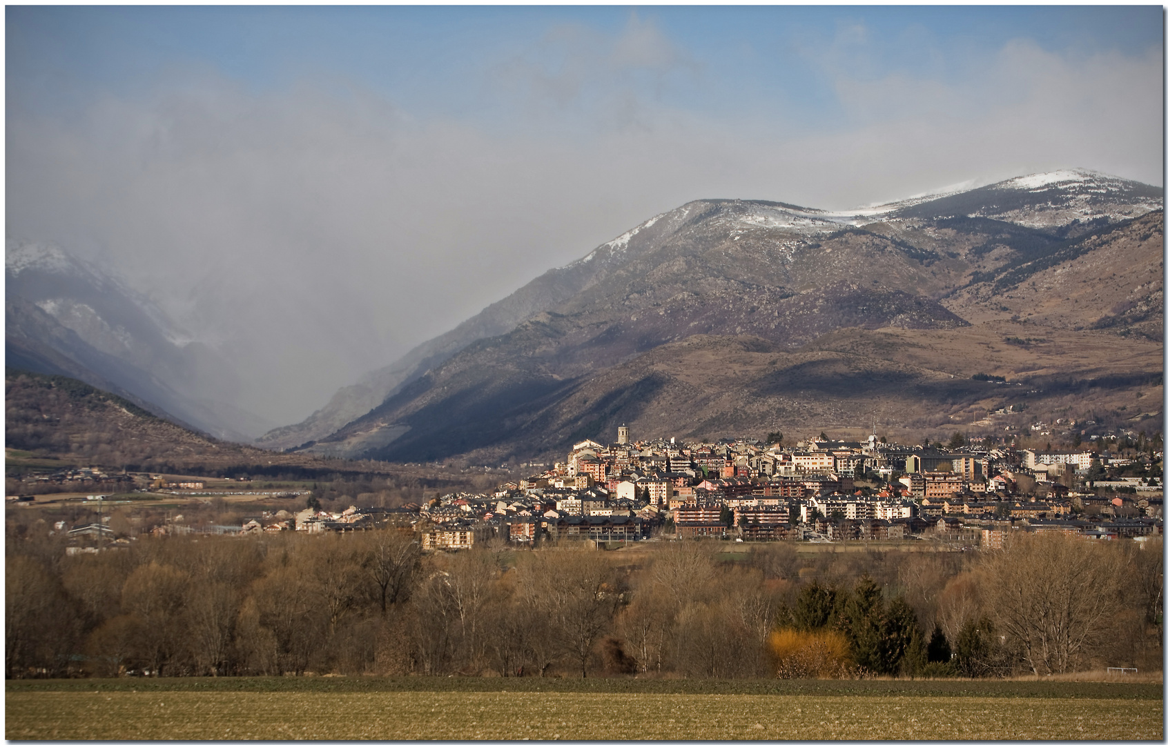 Paisatge de l'Alta Cerdanya II