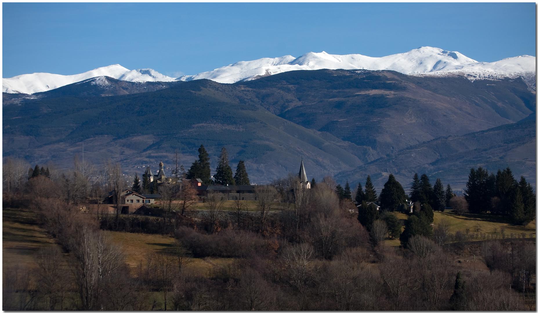 Paisatge de l'Alta Cerdanya III
