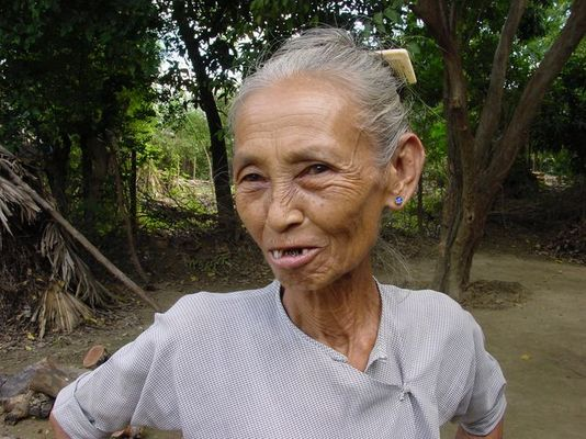 Pakokku Grandmother