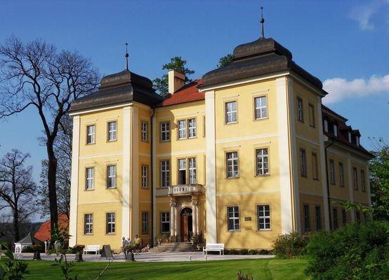 Palac Lomnica - Schloss Lomnitz (Niederschlesien)