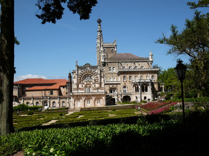 PALACE HOTEL DO BUSSACO - PORTUGAL