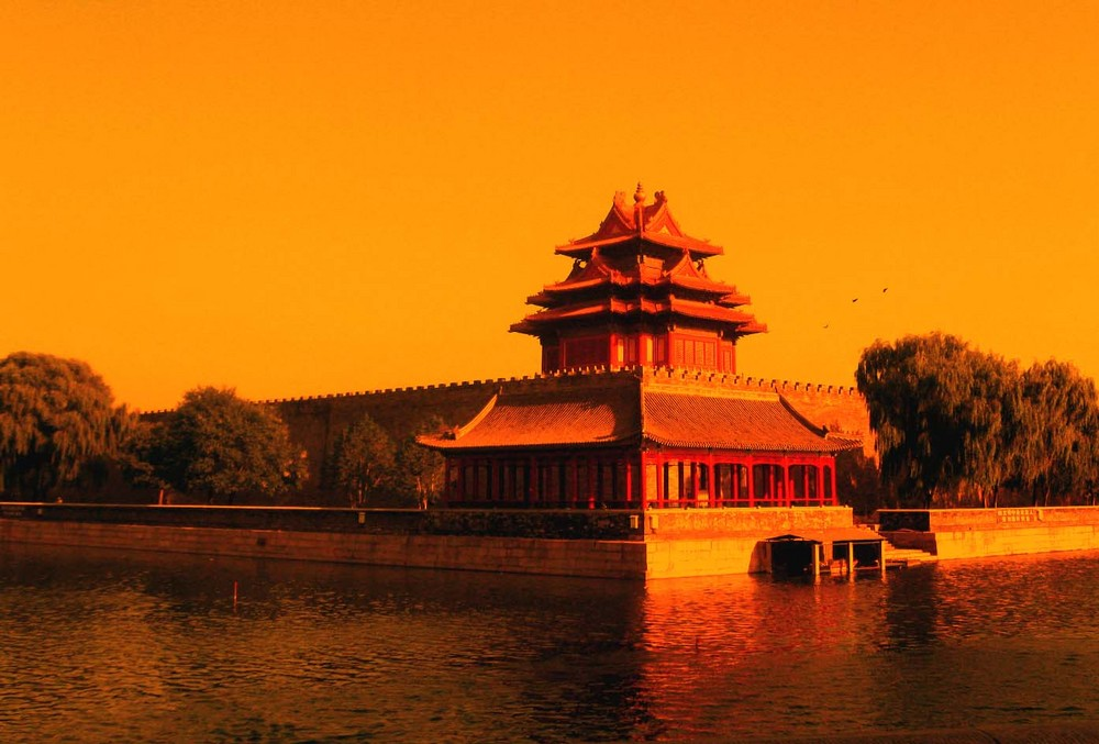 Palace in China