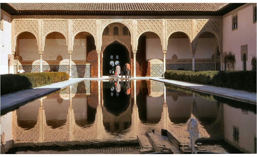 Palácio de Alhambra Granada