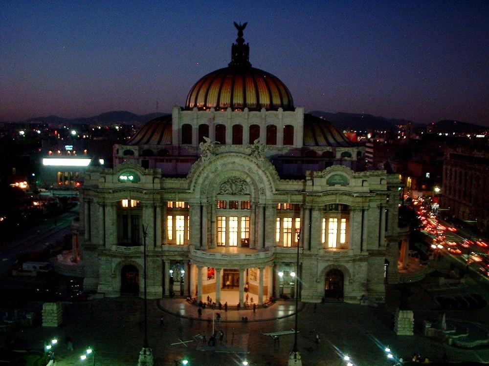 Palacio de Bellas Artes (México, D. F.)