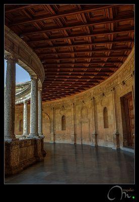 Palacio de Carlos I... Planta Alta