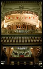 Palacio de Cibeles I (interior)