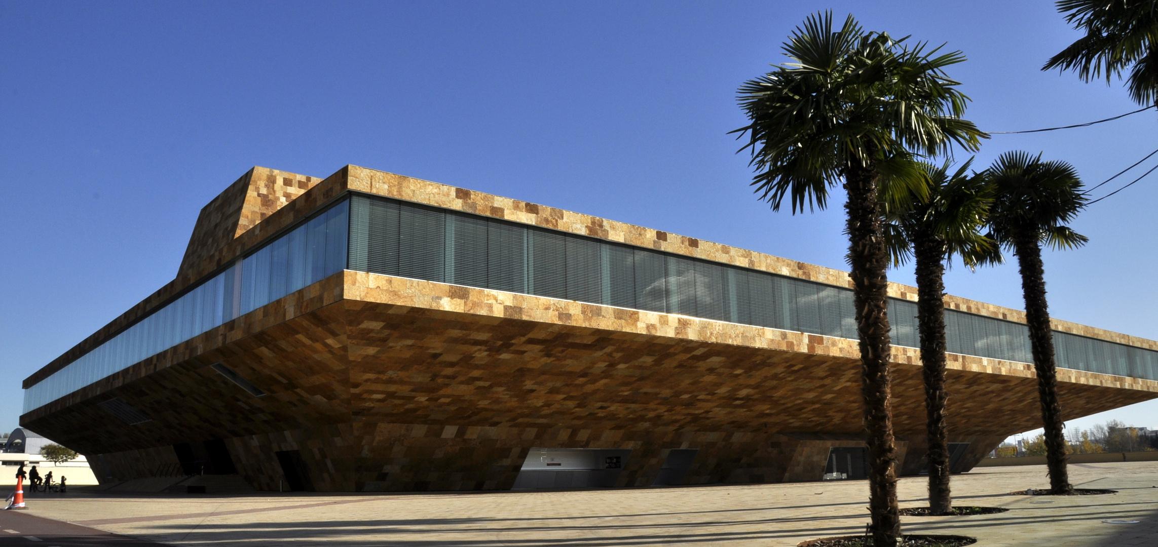 Palacio de Congresos La Llotja. Lleida