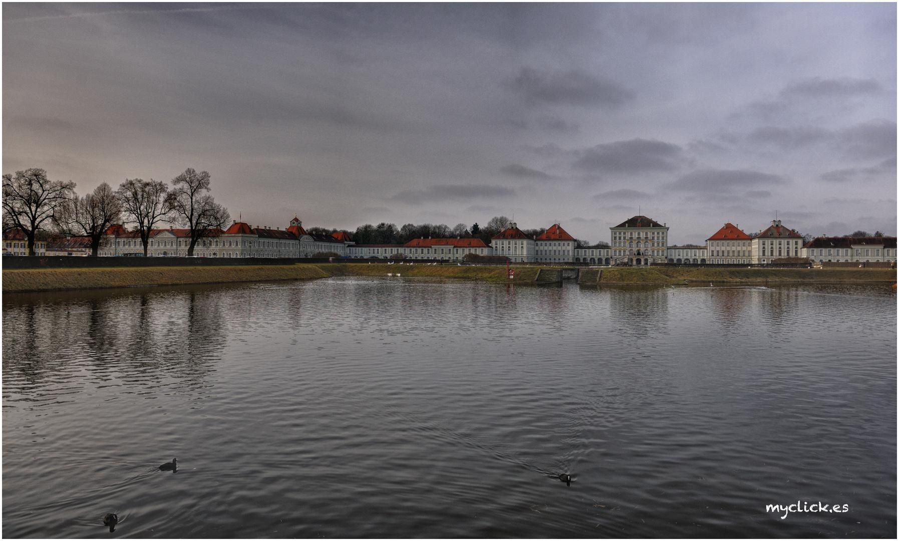 PALACIO DE NINPHENBURG -MUNICH ALEMANIA