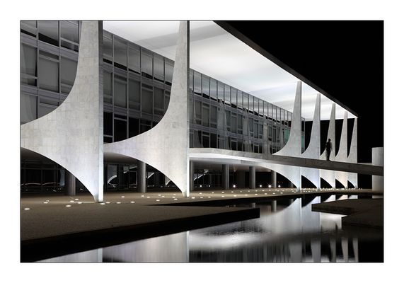 Palácio do Planalto - Brasilia
