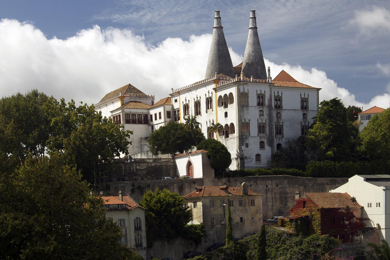 """""""Palácio Nacional de Sintra"""""""