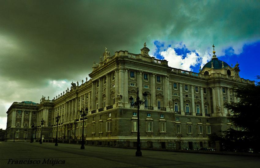 ...Palacio Real...
